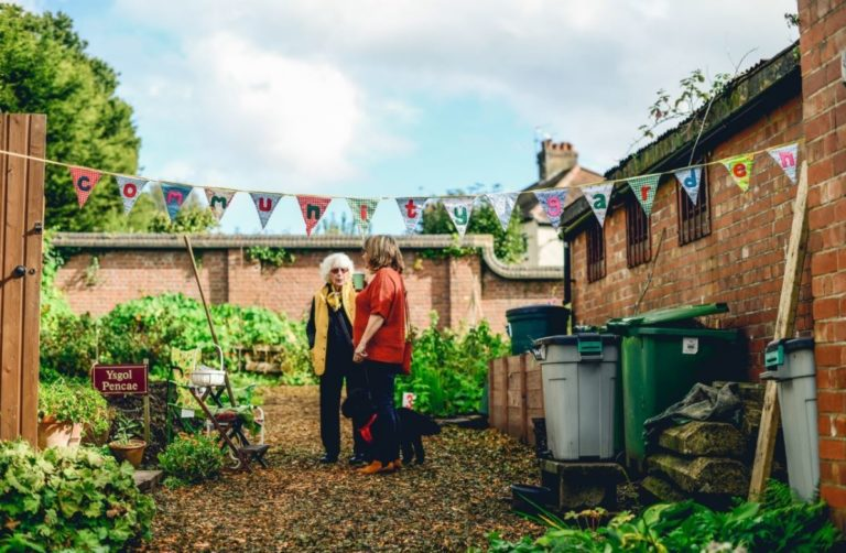 Promo image: Community Garden Bring and Buy
