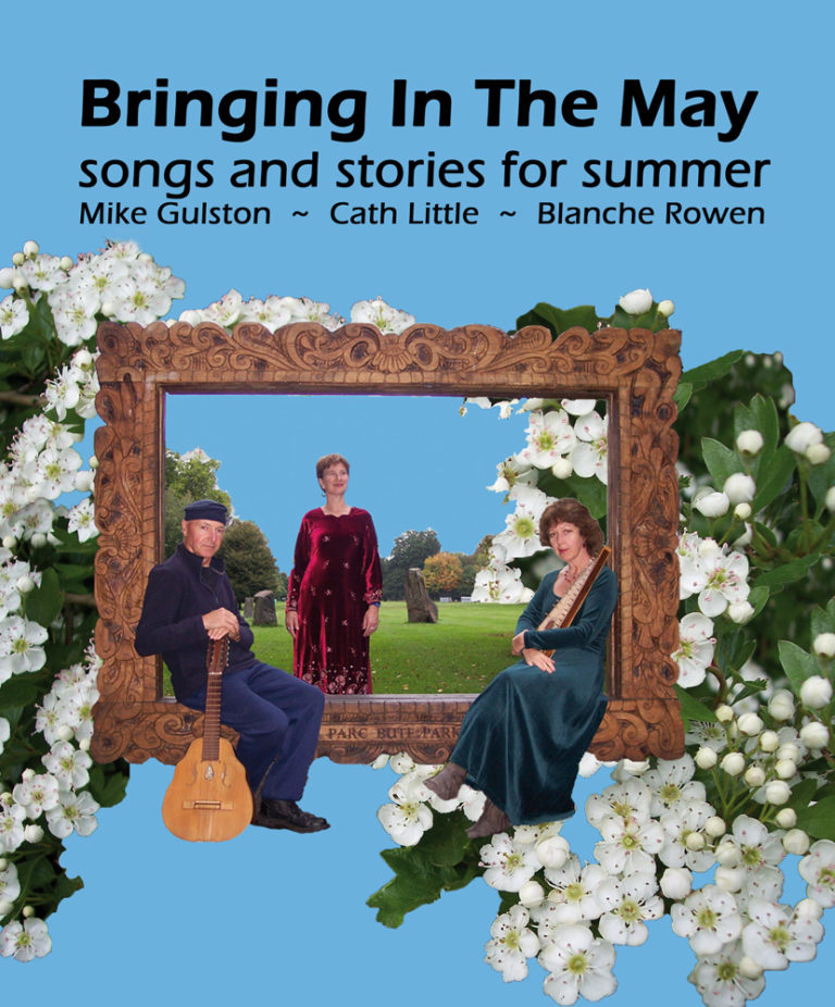 Promo image: Bringing In The May: songs and stories for summer