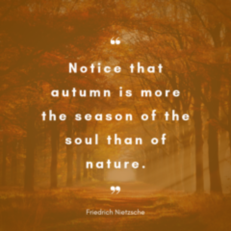 Promo image: Intuitive Writing: Honouring the Seasons