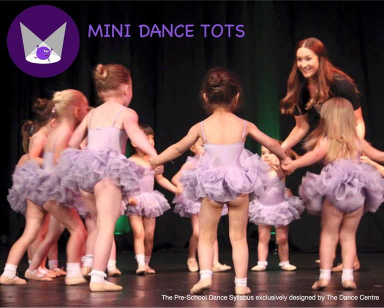 Promo image: Mini Dance Tots  Bespoke Pre-School Dance Class for 2-3yrs