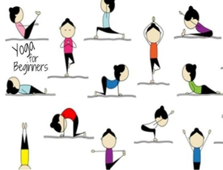 Promo image: Yoga for Beginners with Molly