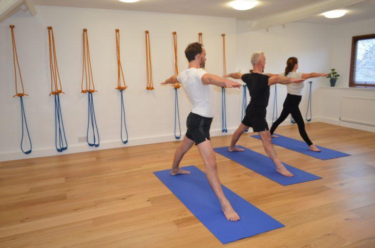 Promo image: Iyengar Yoga Beginners Workshop with Jane Marsh