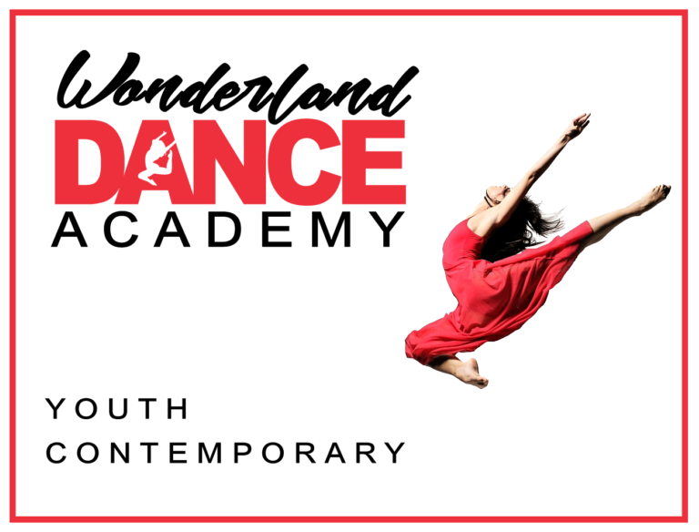 Promo image: YOUTH CONTEMPORARY DANCE